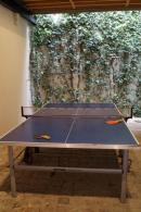 Ping Pong and games area